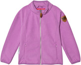 Ticket to Heaven Violet Rose Mallory Fleece Jacket