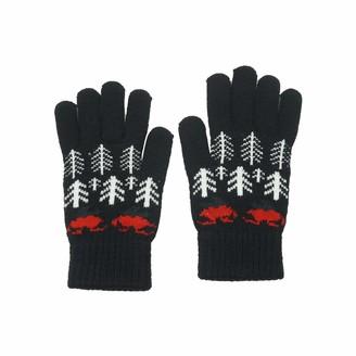 Mm Winter Knitting Patterns Christmas Gloves Women Xmas Gloves Knitted Wool Gloves