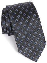 Robert Talbott Men's Floral Silk Tie
