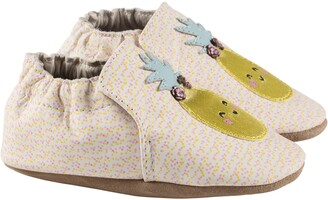 Robeez Happy Fruit Crib Shoe