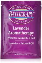 Queen Helene Batherapy Mineral Bath Salts, Lavender, 1.5 Ounce (Pack of 12) [Packaging May Vary]