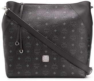 MCM All-Over Logo Tote