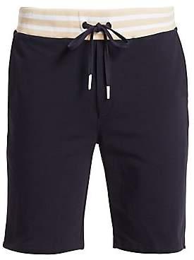 Saks Fifth Avenue Men's MODERN French Terry Drawstring Shorts