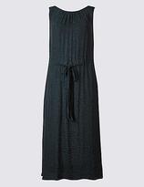 Per Una Shadow Animal Print Midi Dress