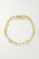 Thumbnail for your product : Jennifer Fisher Xxs Essential Gold-plated Bracelet - one size
