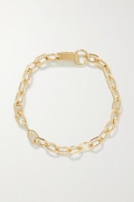 Jennifer Fisher Xxs Essential Gold-plated Bracelet - one size