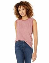 Goodthreads Amazon Brand Women's Vintage Cotton Crewneck Muscle Tee
