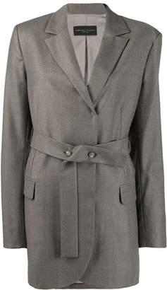 Fabiana Filippi belted blazer