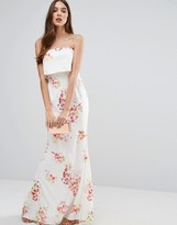 Jarlo Blaze Maxi Dress