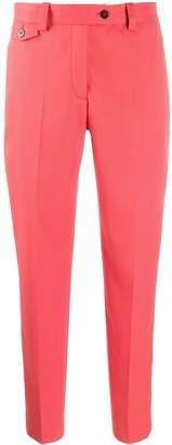 Calvin Klein .low rise suit trousers