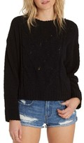 Billabong Women's All Mine Chenille Sweater