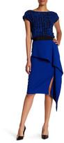 Milly Asymmetrical Midi Skirt