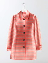 Boden Constance Striped Coat