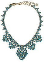 Oscar de la Renta Crystal Collar Necklace