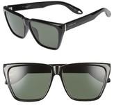 Givenchy Men's '7002/s' 58Mm Sunglasses - Black