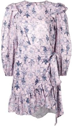 Etoile Isabel Marant Telicia printed dress