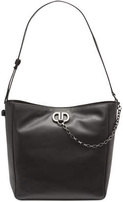 DKNY Linton Leather Hobo