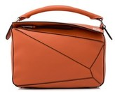 Loewe Women's Brown Leather Handbag.