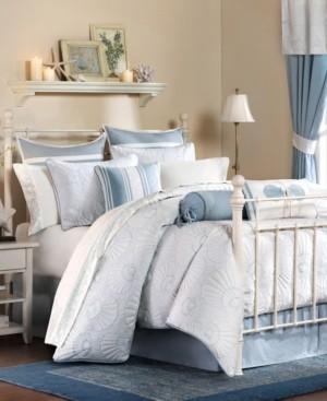 Harbor House Crystal Beach 4-Pc. Full Comforter Set Bedding