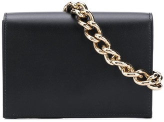 Just Cavalli Logo Chain Belt Bag