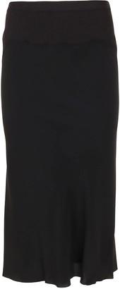 Rick Owens Woven Skirt