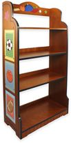 Teamson Fantasy Fields Lil Sports Fan Kids Bookcase