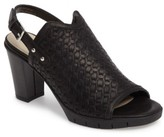 The Flexx Women's Weave Me Be Slingback Sandal