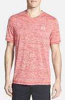 Under Armour Men's 'Ua Tech' Loose Fit Short Sleeve V-Neck T-Shirt