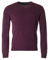 Hackett V Neck Lambswool Jumper