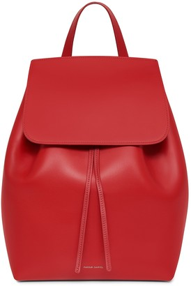 Mansur Gavriel Calf Backpack - Flamma