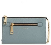 Marc Jacobs Women's Gotham Small Crossbody Wallet - Blue