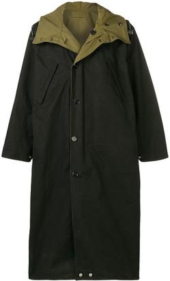 Marni Oversized Raincoat