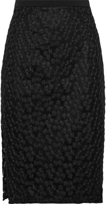 Milly Guipure Lace Skirt