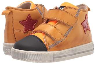 Naturino Falcotto New Hal VL AW19 (Toddler) (Yellow) Boy's Shoes