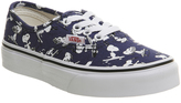Vans Kids Vans Authentic Kids Trainers