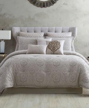 Riverbrook Home Kenetic 10 Piece King Comforter Set Bedding