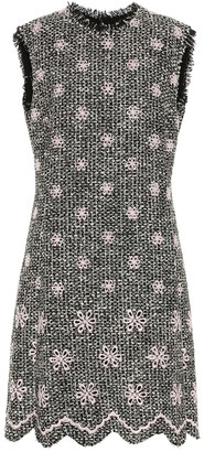 Giambattista Valli Tweed minidress