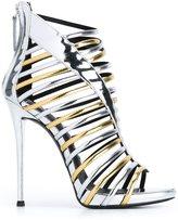Giuseppe Zanotti Design 'Priscilla' caged stiletto sandals