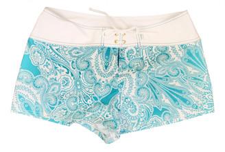 La Perla Blue Shorts for Women
