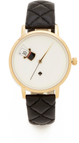 Kate Spade Magic Hat Quilted Metro Watch