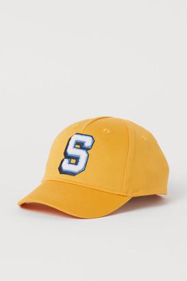 H&M Twill Cap - Yellow