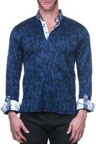 Maceoo Newton Camo Polo Shirt