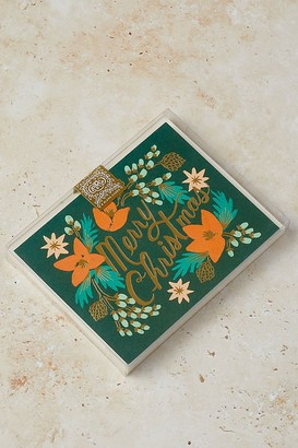 Rifle Paper Co. Set of 8 Merry Christmas Cards