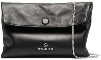 MICHAEL Michael Kors Foldover Top Shoulder Bag