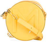 Thierry Mugler round cross-body bag - women - Leather - One Size