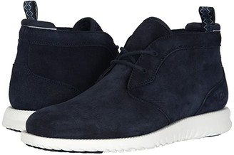 UGG Union Chukka Suede (Black) Men's Shoes
