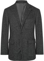 Engineered Garments - Charcoal Slim-fit Wool-blend Blazer