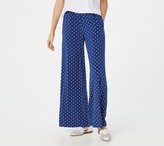Factory Quacker Wide Leg Polka Dot Pants