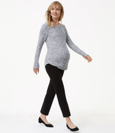 LOFT Petite Maternity Slim Pants