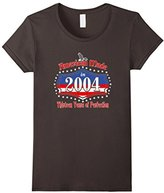 Men's American Made in 2004 13th Birthday Teen T-shirt Large